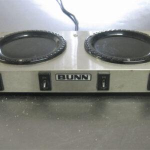 Bunn Coffee Warmer 2 Plate Used